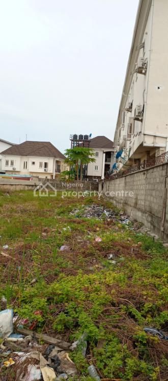 Prime Fenced Land, 886sqm. It Has File Nos for Governor Consent, Bridge-gate Estate, Agungi Road, Lekki, Lagos, Mixed-use Land Joint Venture