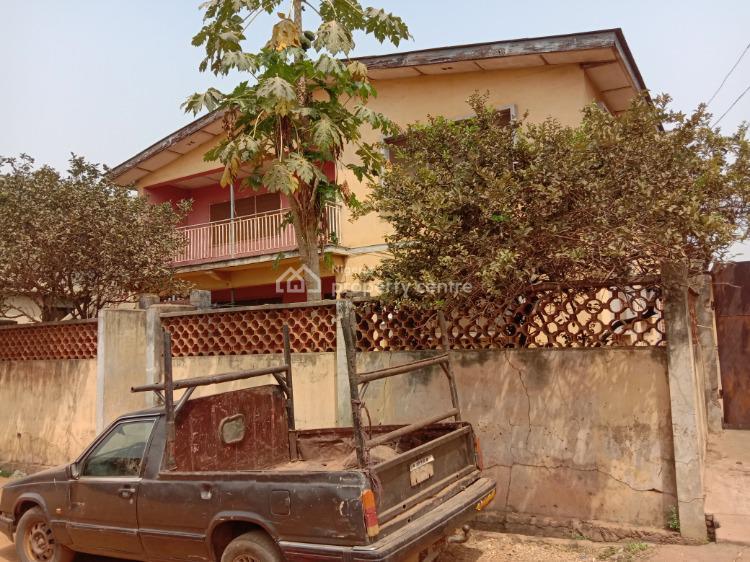 4 Nos of 2 Bedroom Flats with 2 Bedroom Bq, Off Abayomi Street Iwo Road, Ibadan North-east, Oyo, Block of Flats for Sale