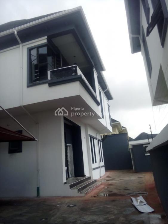 Newly Built  Fully  Detached 5 Bedroom  Duplex, Villa Estate, Ikota, Lekki, Lagos, Detached Duplex for Sale