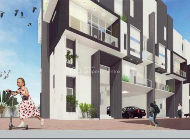 Waterfront 8 Units 5 Bedroom Terrace with a Private Swimming Pool, Off Alexander, Ikoyi, Lagos, Terraced Duplex for Sale