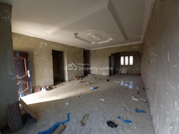 Brand New and Well Located 2 Bedrooms Bungalow in an Estate, Navy Estate Road, Karshi, Abuja, Semi-detached Bungalow for Sale