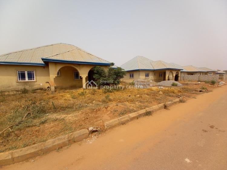 Well Located 3 Bedrooms Bungalow, By Sunnyvale Estate, Lokogoma District, Abuja, Detached Bungalow for Sale