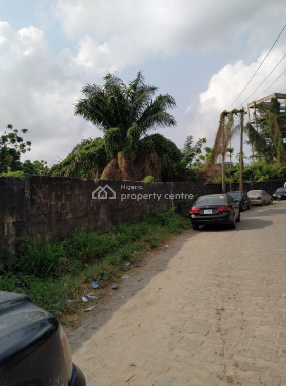 3944.38sqm Bare Land, James George Estate, Old Ikoyi, Ikoyi, Lagos, Mixed-use Land for Sale
