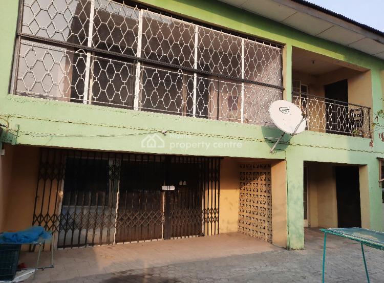 2 Nos of 4 Bedroom Flat + 2no of Boys Quarters on 670sqm Land Area, Olorunbunmi Street Off Association Road, Ilupeju, Lagos, Flat for Sale