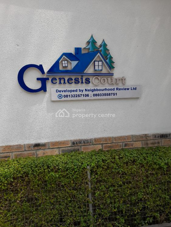 Residential Land, Genesis Court, Badore, Ajah, Lagos, Residential Land for Sale
