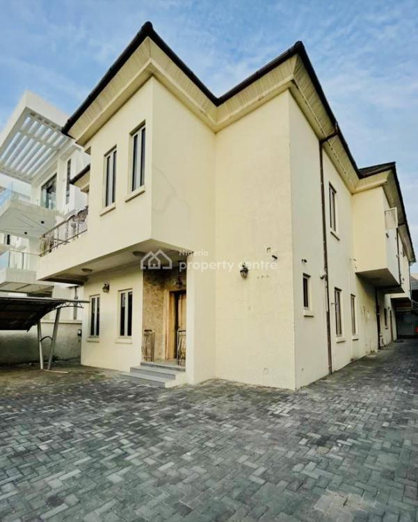 5 Bedroom + Swimming Pool 750sqm, Lekki Phase 1, Lekki, Lagos, Detached Duplex for Sale