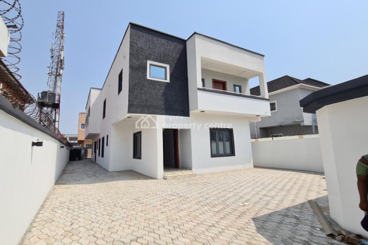 Nicely Built 5 Bedroom Detached House with Bq, Lekki Phase 1, Lekki, Lagos, Detached Duplex for Sale