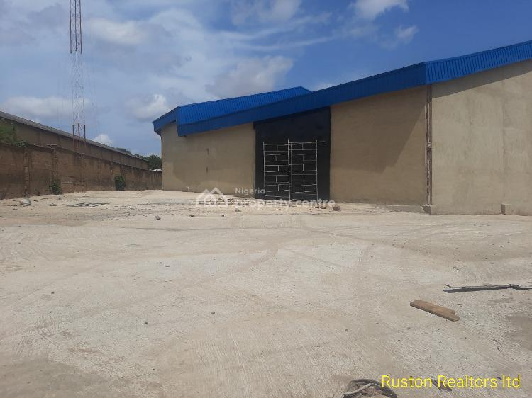 Warehouse Space Measuring About 2500sm, Eleyele, Ibadan, Oyo, Warehouse for Rent