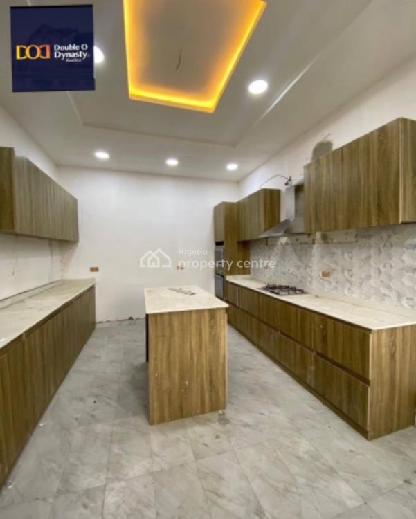 Exquisitely Built 5 Bedroom Semi Detached Duplex, By Chevron Toll, Lekki, Lagos, Semi-detached Duplex for Sale