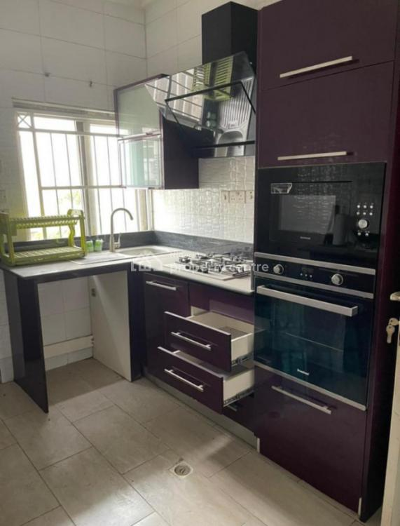 3 Bedroom Flat on 1st Floor, Primewaterview Garden 2 Estate, Ikate, Lekki, Lagos, Block of Flats for Sale