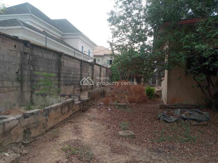 800sqm Fenced and Gated Corner Plot, Onoh Quarter, Gra, Enugu, Enugu, Mixed-use Land for Sale