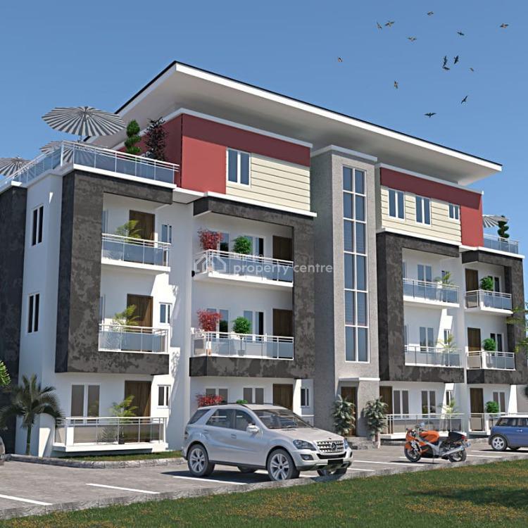 Mkh Service Apartment, Abijo, Lekki, Lagos, Block of Flats for Sale