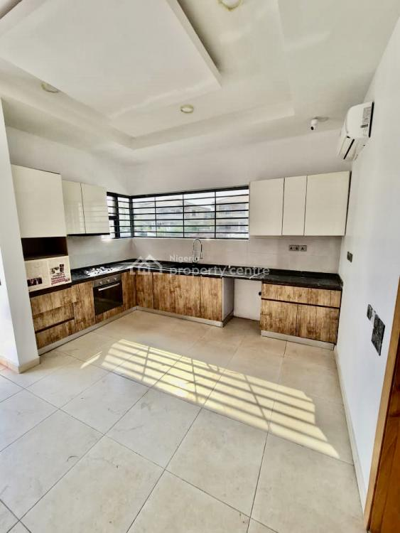 Well Finished and Fully Serviced 4 Bedroom Semi-detached House with Bq, Orchid Hotel Road, Lafiaji, Lekki, Lagos, Semi-detached Duplex for Sale