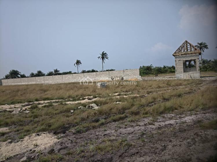 Prime Estate Land in Good Location, Opposite Lacampagne Tropicana, Folu Ise, Ibeju Lekki, Lagos, Residential Land for Sale