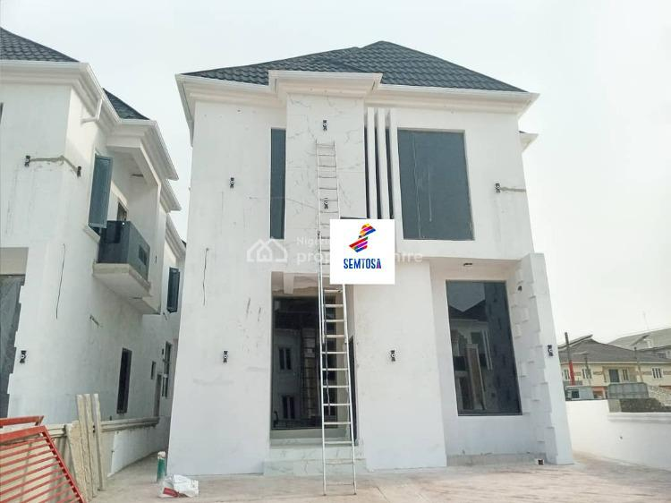 Detached Four (4) Bed Duplex  + Pool, Lekki Palms City, Ajah, Lagos, Detached Duplex for Sale