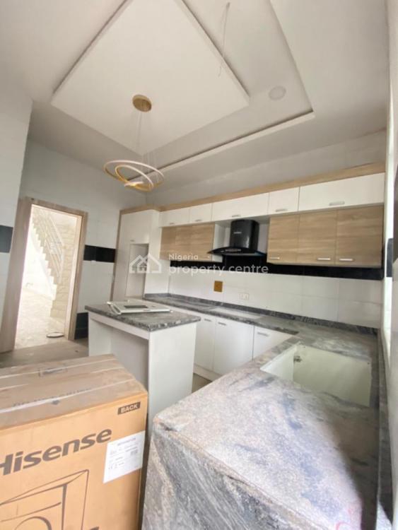 Spacious 4 Bedroom Semi Detached Duplex, Chevron, Lekki Phase 1, Lekki, Lagos, House for Sale