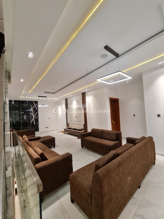 Units of Fully Detached Houses, Arcadia Grove Estate Extension, Adjacent Pinnock Beach Estate, Osapa, Lekki, Lagos, Detached Duplex for Sale
