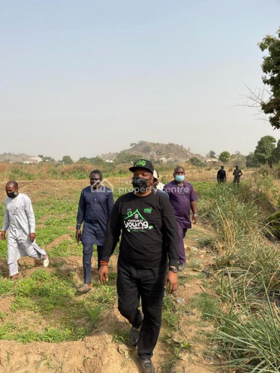 Estate Land, Emirate Park and Gardens, The Eden, Suleja, Niger, Mixed-use Land for Sale