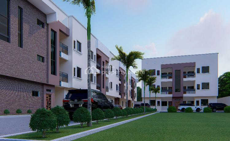 Offplan 2 Bedroom Apartment, .off Orchid Road,, Lekki, Lagos, Block of Flats for Sale