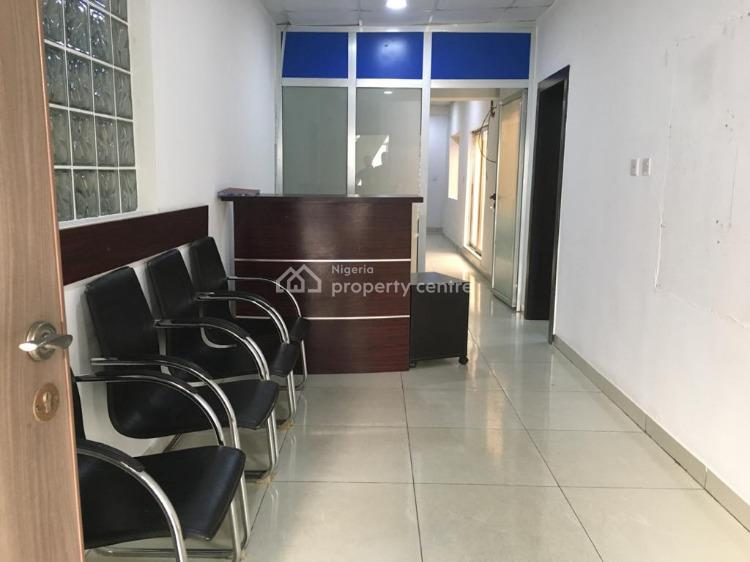 Fully Serviced and Furnished Office Space of 170sqm and 150sqm, Off Adeola Odeku Street, Victoria Island (vi), Lagos, Office Space for Rent