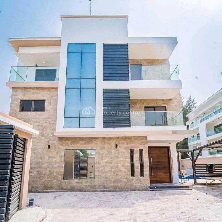 Luxury 5 Bedroom Detached House, Banana Island, Ikoyi, Lagos, Detached Duplex for Sale