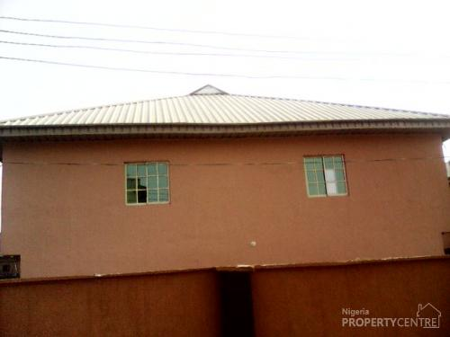 Newly Built 3 Bedroom Terraced Duplex Isolo Lagos