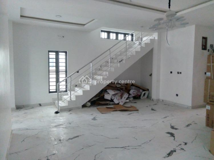 Brand New 5-bedroom Detached House with Bq, Chevyview Estate, Lekki, Lagos, Detached Duplex for Sale