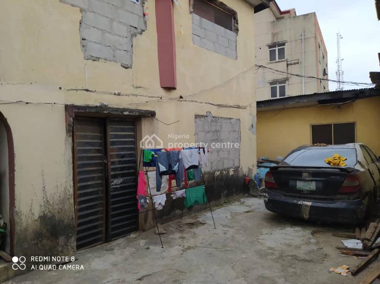 994sqm Land with Old Structure, Ogundana Street, Off Allen, Allen, Ikeja, Lagos, Land for Sale