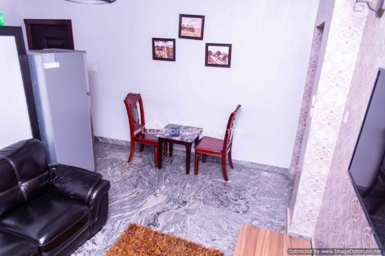 Top Notch One Bedroom Fully Serviced Apartment, Ikeja, Lagos, Mini Flat Short Let