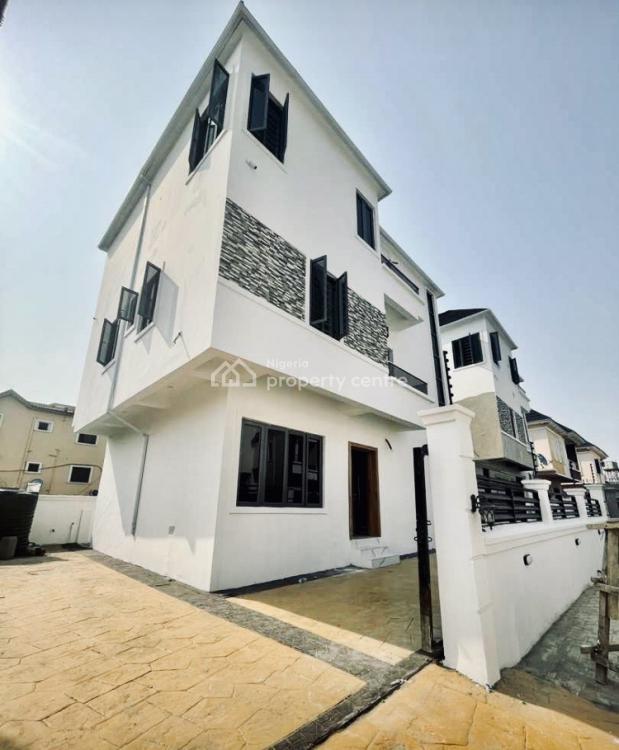 5 Bedroom Detached Duplex on 2 Floors, Osapa, Lekki, Lagos, Detached Duplex for Sale