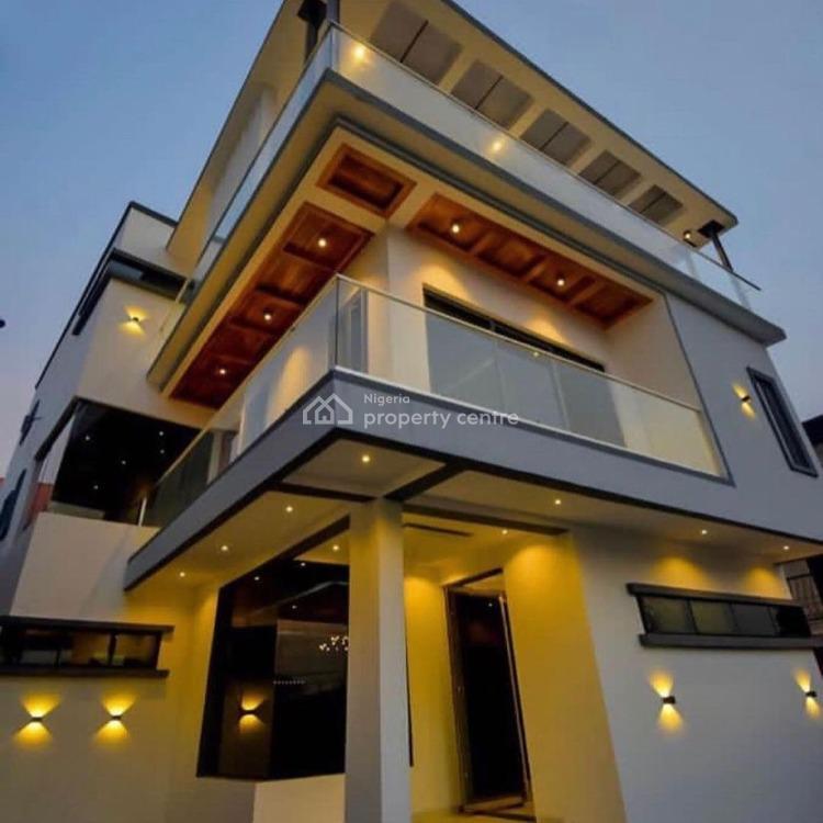 5 Bedroom Fully Detached House, Shangisha, Gra Phase 1, Magodo, Lagos, Detached Duplex for Sale
