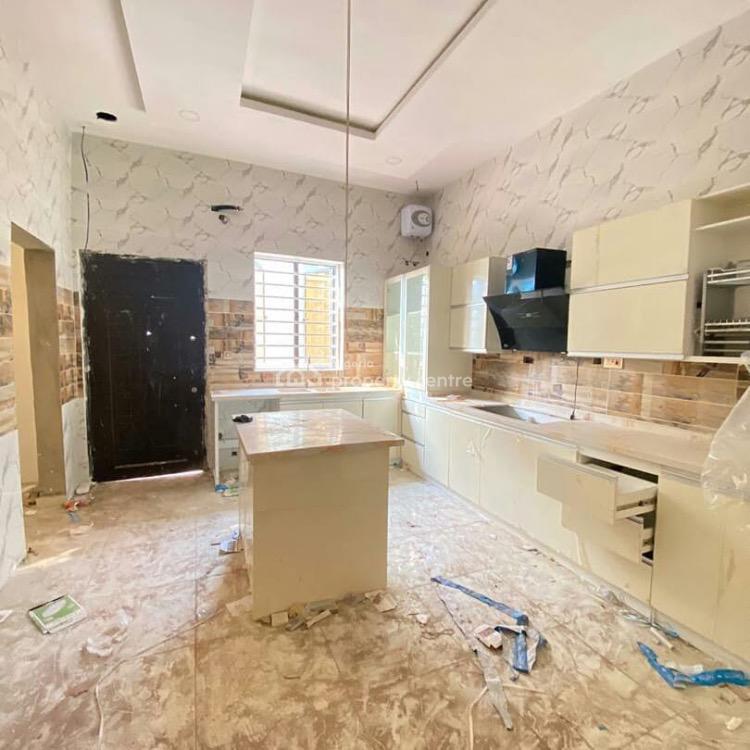 Luxury 5 Bedroom Detached Duplex, 2nd Toll Gate, Lekki, Lagos, House for Sale