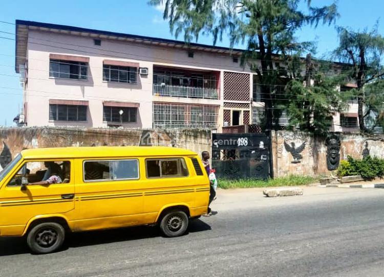 6 Units of 3 Bedroom Flats and 6 Units of 2 Bedroom Flats (behind), Onipanu, Shomolu, Lagos, Block of Flats for Sale