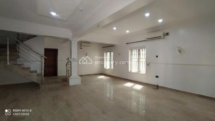 Serviced 4 Bedroom Terraced Duplex with Bq. Corprrate Tenant Needed, Utako, Abuja, Terraced Duplex for Rent