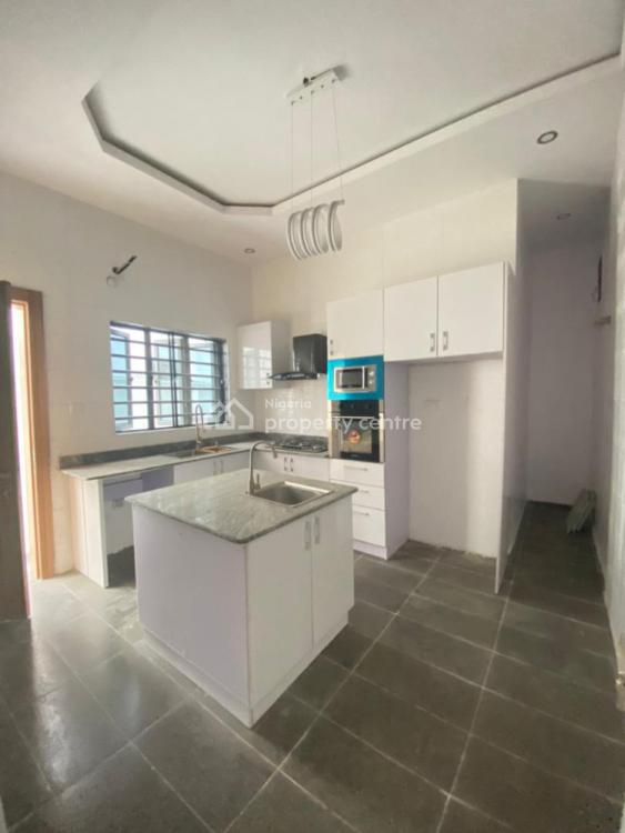 4 Bedroom Semi Detached Duplex, Chevy View, Chevron, Lekki, Lagos, Semi-detached Duplex for Sale