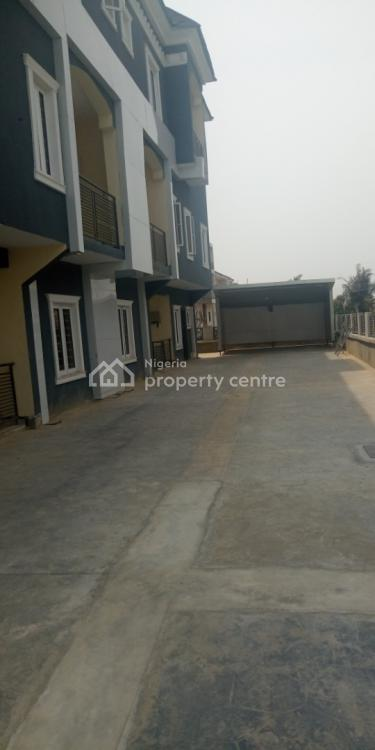 4 Bedrooms Serviced Terraced Duplex +1bq, Estate Down Orchid Road, Chevron, Lekki, Lagos, House for Rent