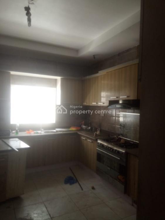 4 Bedroom Semi Detached Duplex with a Bq, Chevron, Lekki, Lagos, Semi-detached Duplex for Rent