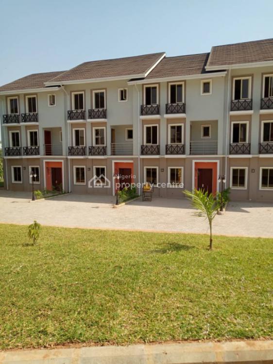 Luxury 4 Bedroom Terrace Duplex with Bq Attached, Durumi, Abuja, Terraced Duplex for Sale