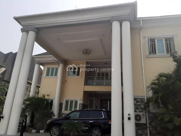 Twin 6 & 4 Bedroom Detach Duplex with Boys Quaters Each, By Coza, Guzape District, Abuja, Detached Duplex for Sale