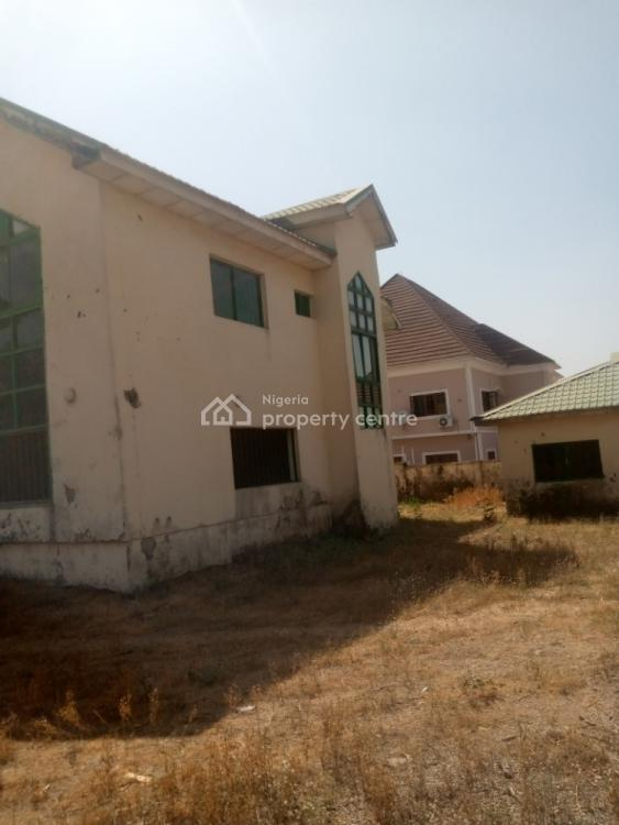 a Fully Detached 6 Bedrooms Duplex with 1 Bedroom Bq, Gwarinpa, Abuja, Detached Duplex for Rent