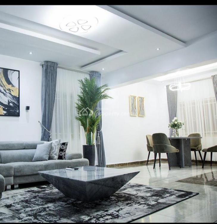 Luxurious 2 Bedroom Apartment with Excellent Facilities and Balcony, Off Euphrates Street, Maitama District, Abuja, Flat Short Let