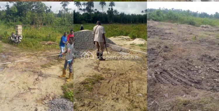 Lands, Onyx Garden Estate Ekpene Ukim Uruan Lga Airport Road, Uruan, Akwa Ibom, Commercial Land for Sale