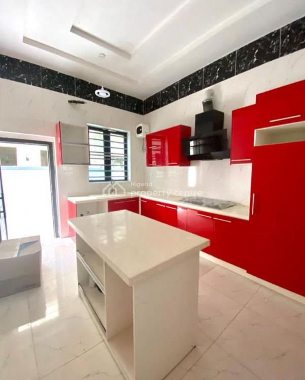 Newly Built 4 Bedroom,  24hours Electricity., Along Chevron Drive, Lekki, Lagos, Semi-detached Duplex for Sale