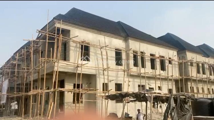 12 Units of Smart 4 Bedrooms Semi-detached Duplex House with Bq, Maven Courts Estate Orchid Road, Lekki, Lagos, Semi-detached Duplex for Sale