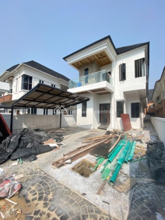 5 Bedroom Detached Duplex, Chevron, Lekki, Lagos, Detached Duplex for Sale