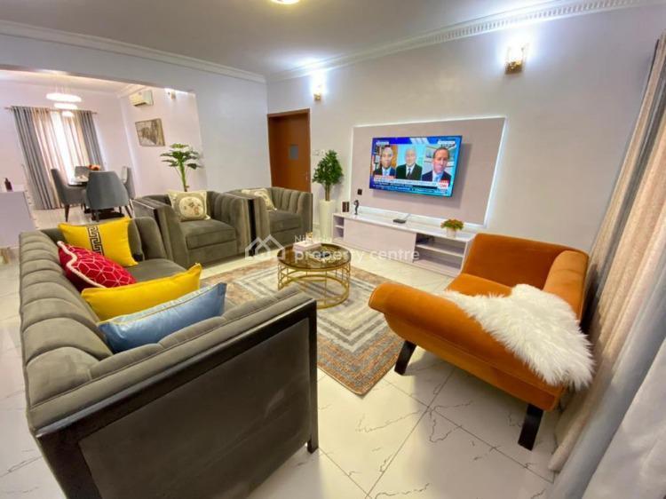 Luxury 3 B Edrooms Apartment, Ikate, Lekki, Lagos, Flat Short Let