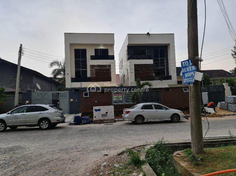 2 Units of Luxury 5 Bedrooms Fully Detached Houses, Off Admiralty Road, Lekki Phase 1, Lekki, Lagos, Detached Duplex for Sale