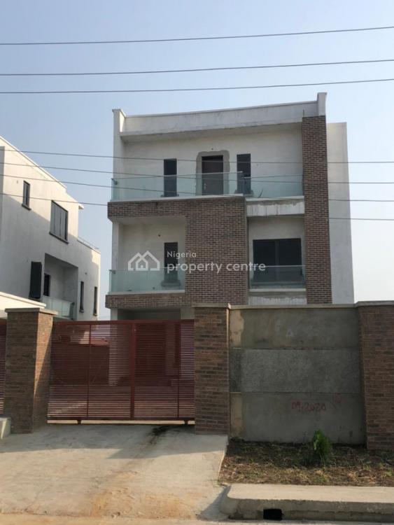 Ocean View Fully Detached 6 Bedroom Duplex, Lekki, Lagos, Detached Duplex for Sale