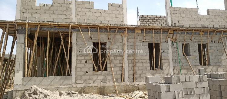 Luxurious 4 Bedroom Terrace Duplex, Orchid Road Opposite His Grace Event Center, Lekki, Lagos, Terraced Duplex for Sale