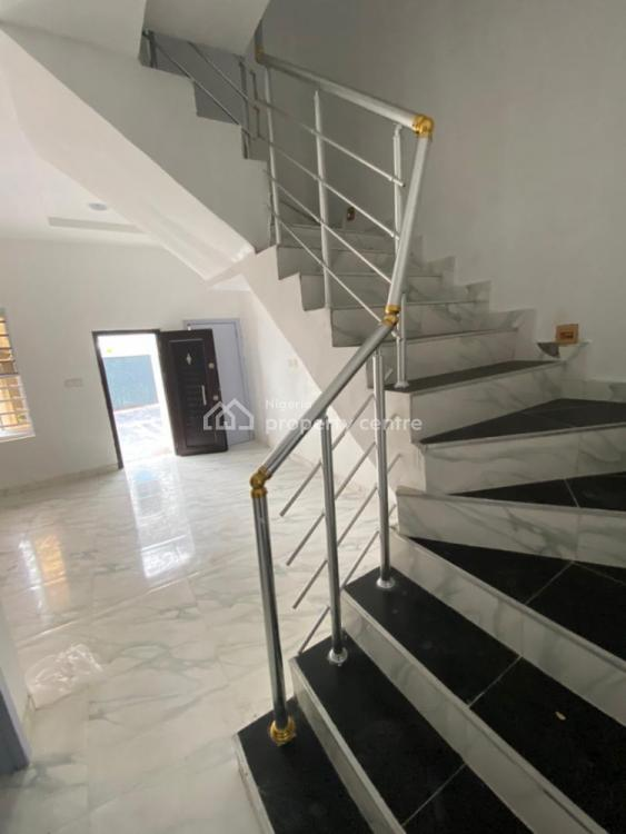 Luxurious and Spacious 4 Bedroom Semi Detached Duplex, Chevron, Lekki, Lagos, Semi-detached Duplex for Sale